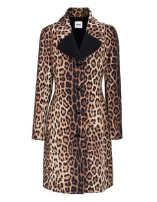 MOSCHINO Cheap and Chic Leo Long Black Brown