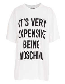 MOSCHINO Casual Deluxe White