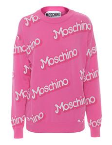 MOSCHINO Barbie Knit Regular Pink