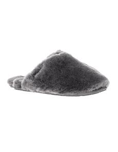 UGG Fluff Clog Grey