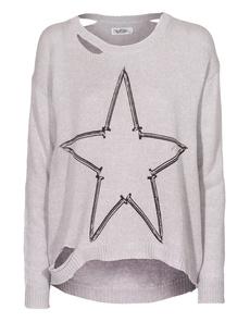 LAUREN MOSHI Jewel-Star Light Grey
