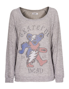 LAUREN MOSHI Brenna Grateful Dead Grey