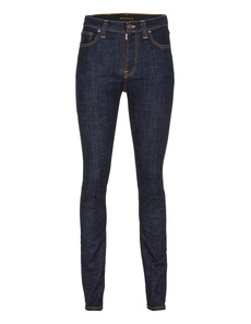 Nudie Jeans Co High Kai Original Twill Navy