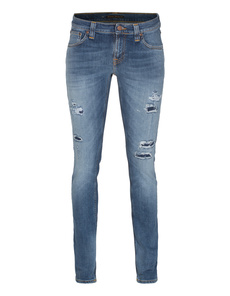 Nudie Jeans Co Tight Long John Original Spring Worn Blue