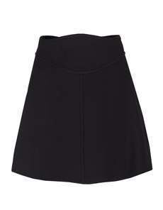 CARVEN High Flare Clean Black