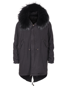 MR & MRS FURS Parka Quilt Alex