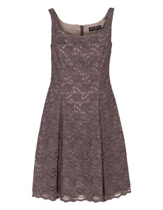 YOUNG COUTURE BY BARBARA SCHWARZER Swing Lace Taupe