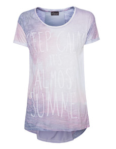 PRINCESS GOES HOLLYWOOD Keep Calm Summer Purple