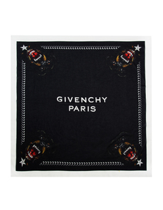 GIVENCHY Rottweiler cotton Black