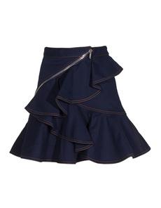 GIVENCHY Elegant Zip Blue