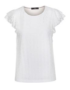 Steffen Schraut Slim Circle Lace White