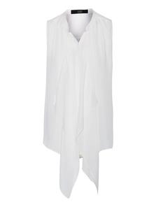 Steffen Schraut Silk Bow White