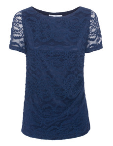 YOUNG COUTURE BY BARBARA SCHWARZER Lady Lace Dark Blue