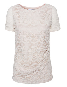 YOUNG COUTURE BY BARBARA SCHWARZER Lady Lace Ecru