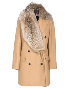 MSGM Exquisite Fur Camel