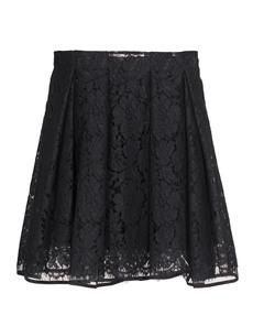 MSGM High Lace Black