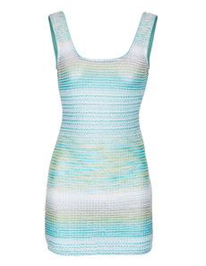 MISSONI Slim Lurex Ocean Turquoise