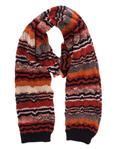MISSONI Sciarpa Casual Wool Red