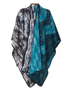 MISSONI Mantella Two-Tone Turquoise