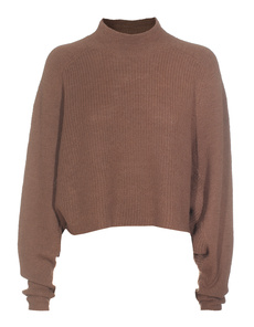 ACNE Darko Alpaca Brown