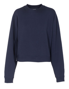 ACNE STUDIOS Bird Fleece Navy Blue
