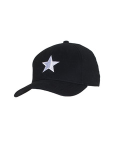 Gents Coded Lone Star Black