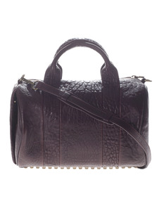ALEXANDER WANG Rocco Pebbled Bordeaux