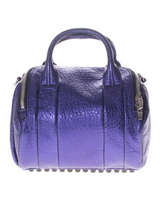 ALEXANDER WANG Rockie Metallic Purple