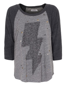 LAUREN MOSHI Flash Heather Grey