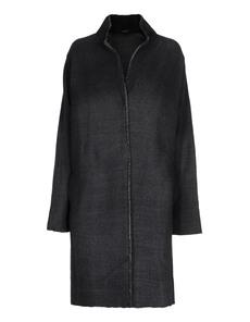 AVANT TOI Fur Herringbone Black