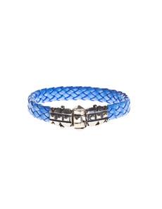 ELFCRAFT Emblem Blue Silver
