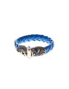 ELFCRAFT Flourish Blue Silver