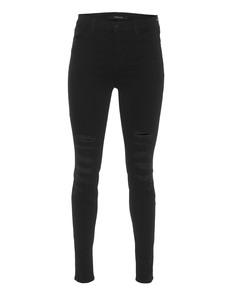 J BRAND 23110 Maria High-Rise Skinny Leg Black