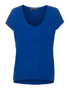 360 SWEATER Sellie Electric Blue