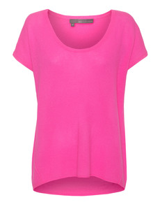 360 SWEATER Sellie Electric Pink