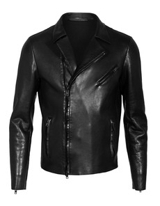 SALVATORE SANTORO Biker Clean Black