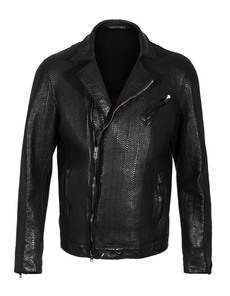 SALVATORE SANTORO Biker Black