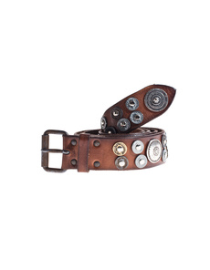 RICCARDO FORCONI Stud Brown