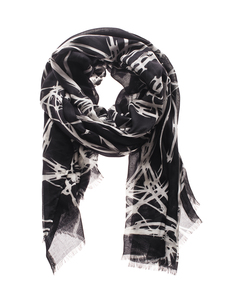 HB Industrial Designs Circles Ivory Black