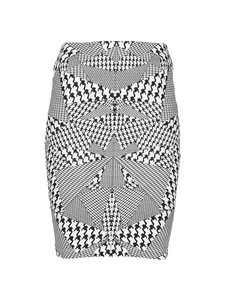 McQ by Alexander McQueen Wire Black and White