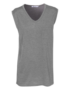 T BY ALEXANDER WANG Muscle Pocket Grey