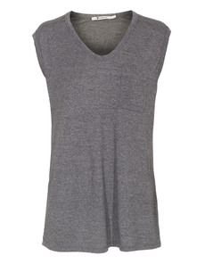 T BY ALEXANDER WANG Classic Muscle Pocket Grey