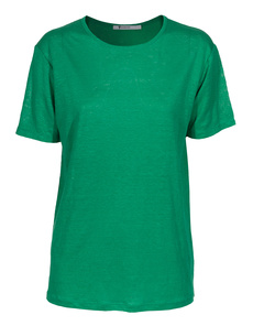 T BY ALEXANDER WANG Classic Tee Green