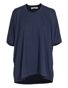 T BY ALEXANDER WANG Classic OS Jersey Blue