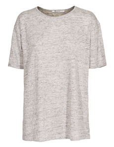 T BY ALEXANDER WANG Crew Marble Grey