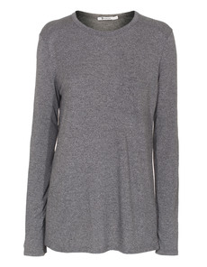 T BY ALEXANDER WANG Classic Heathered Pocket Grey