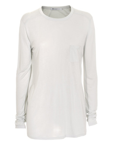 T BY ALEXANDER WANG Classic Poc Grey Mint