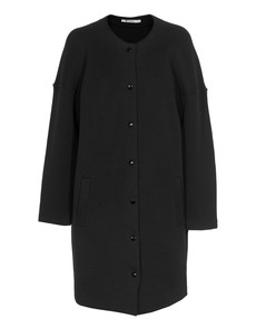 T BY ALEXANDER WANG Long College Black