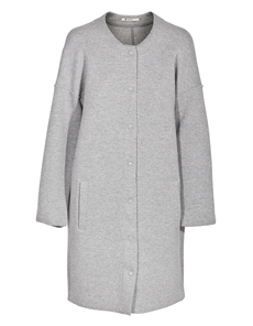T BY ALEXANDER WANG Long College Grey