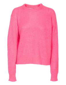 T BY ALEXANDER WANG Mohair Heavy Knit Pink